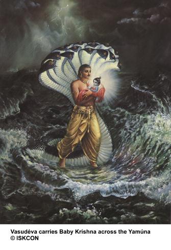 husband of goddess yamuna